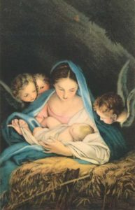Carlo Maratti die heilige Nacht